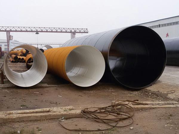 防腐螺旋鋼管
